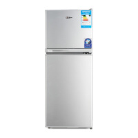 【当当自营】韩电冰箱BCD-131GM拉丝银