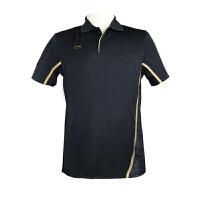 李宁(Lining)羽毛球服 男款 运动T恤 运动短裤