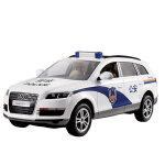 遥控玩具 星辉 遥控车模 1:14奥迪Q7 中国警车版 27410 白色