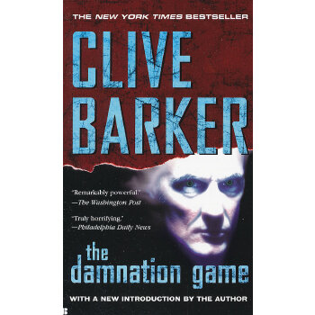 The Damnation Game(ISBN=9780425188934)