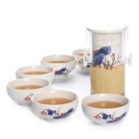 尚帝红茶7件套 耐热玻璃茶具150915-324DYPG