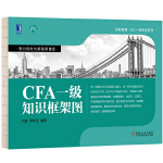 CFA一级知识框架图