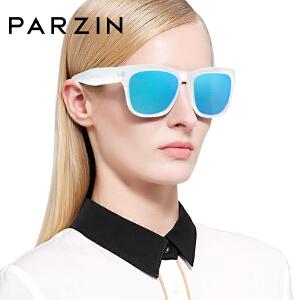 帕森新款偏光太阳镜女 情侣款复古时尚太阳眼镜男驾驶镜墨镜9265