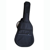 支持货到付款  木吉他 防雨 (加厚海绵)有效保护 海绵琴包 六弦琴套 箱琴 双肩背包 吉他 琴套 琴包 吉他包 通用琴包 民谣吉他 吉他(三色可选)B-12-LHH