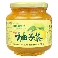 [当当自营] 韩国进口 农协 蜂蜜柚子茶 1kg