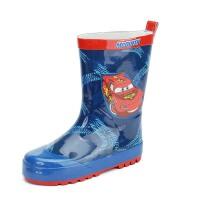 儿童雨靴防滑雨鞋男童汽车中筒橡胶水鞋小学生套鞋卡通水靴