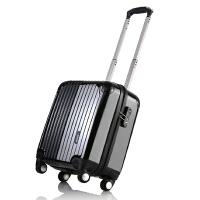 【可礼品卡支付】OSDY旅行箱20寸行李箱拉杆箱时尚登机箱 抗压耐磨ABS+PC材质 静音万向轮海关锁箱子A920