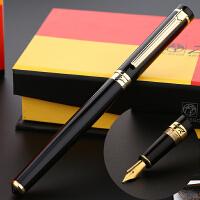 毕加索钢笔 PS-908世纪先锋纯黑铱金钢笔/墨水笔