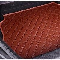 沃尔沃S30 S40 S60 S80 XC60/90 C30汽车尾箱垫 皮革汽车后备箱垫