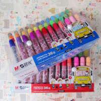 创意文具晨光文具 米菲36色盒装儿童水彩笔FCP90174儿童彩色笔