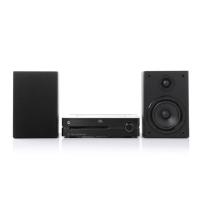 JBL MS702蓝牙CD/DVD组合音响 多媒体台式音箱HIFI 黑色