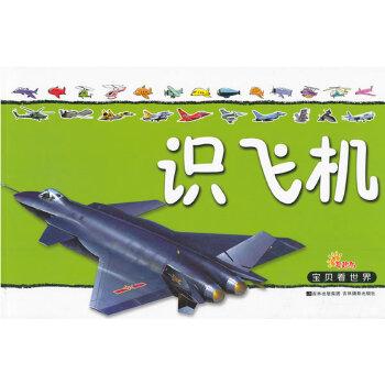 《宝贝看世界(2)——识飞机 》