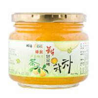 [当当自营] 韩国进口 韩福10.2 蜂蜜芦荟柚子茶 580g