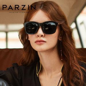 帕森偏光太阳镜 男女新款复古时尚太阳镜情侣款 韩版潮流墨镜