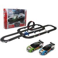 音速风暴 轨道赛车 电动遥控轨道汽车 儿童玩具套装 10米双人电动TR-08