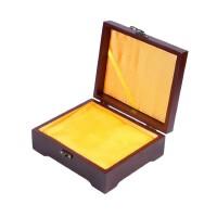 好吉森鹤/北京50元包邮//18x16x7CM/尺寸/印章木盒/包装盒子/精致包装盒子/木盒---1个+送品JZ52