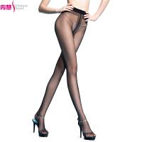 内慧 女士丝袜 夏季 T裆8D超薄性感无痕包芯丝连裤袜全透明丝袜 隐形连裤丝袜 1102