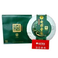 """[当当自营]七彩云南普洱茶 """"寿""""系列熟饼357g"""