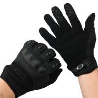 全指手套男户外黑鹰手套防滑男士骑行战术手套保暖手套