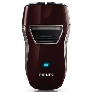 【包邮】飞利浦男士无线充电式电动刮胡剃须刀PQ216 欧洲进口刀头 正品联保