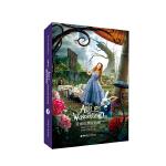 迪士尼大电影双语阅读.爱丽丝梦游仙境 Alice in Wonderland