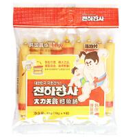 [当当自营] 韩国进口 真珠海地村原味奶酪鳕鱼肠9根装90g