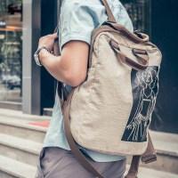 【支持礼品卡支付】双肩包学生书包男包女包情侣包多用包背包休闲包潮包单肩包斜挎包