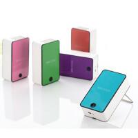 包邮迷你掌上空调风扇 USB可充电式 创意便携学生无叶小电风扇