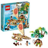 【当当自营】LEGO 乐高 Disney Princess迪士尼公主系列 莫亚娜的海上环游 积木拼插儿童益智玩具41150