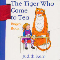 The Tiger Who Came to Tea(by Judith Kerr) 老虎来喝下午茶(童车书) ISBN9780007368389