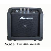 出口产品 Vorson 电吉他音箱 电吉他 电吉他音箱 吉他音箱 家用 小巧 实用 电箱琴 扩音器 专业音箱 (内置失真效果)省去一个单块效果器的钱哦。VG-10