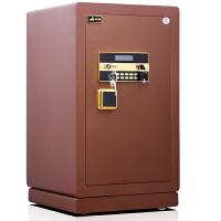 虎牌金锐二代3C电子密码锁保险柜/保险箱 自动报警全钢制造家用办公虎牌新品人气款 FDG-A1/D-70红水纹