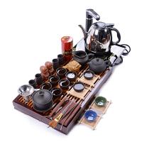 尚帝花开富贵-2合1电热炉茶具套装150915-443DYPG