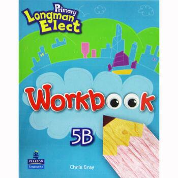 朗文香港小学英语教材 primary longman elect workbook 5b 练习册