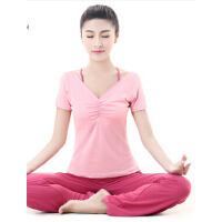 瑜伽服套装 健身衣女 新款瑜伽服套装舞蹈练功服套装