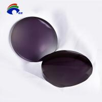 威古氏非球面树脂近视镜片薄 太阳镜染色加硬膜 防紫外线防辐射