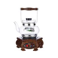 金灶 T-40加厚玻璃电热水壶煮茶壶茶艺功夫茶具养生壶