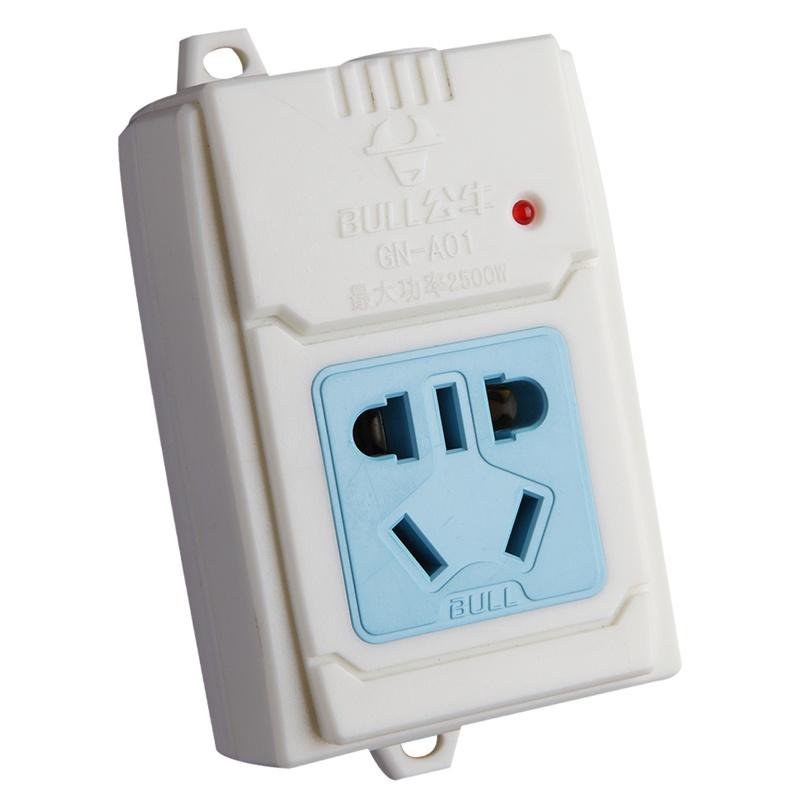 无线插座怎么接线