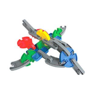橙爱潜力 星际积木塑料拼插 儿童拼装益智玩具
