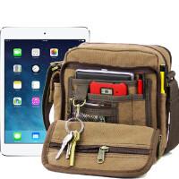 多功能数码包 8寸平板电脑包 单肩斜挎帆布休闲包 苹果/三星8寸平板电脑内胆包 iPad mini保护套/保护包/内胆包_3527