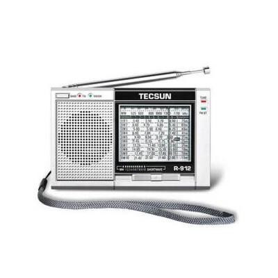 德生r-912收音机 高灵敏度12波段立体声