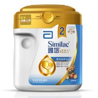 【当当自营】雅培 亲体金装喜康力较大婴儿配方奶粉2段 900g/桶(雅培2段)