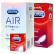 [当当自营]Durex杜蕾斯 组合装22只(Air 空气快感3合1装16只+紧型超薄4只+倍滑超薄2只) 避孕套 安全套 成人情趣性用品