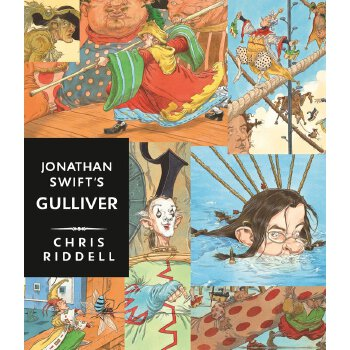 Walker Illustrated Classics: Jonathan Swift's Gulliver