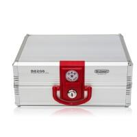 好吉森鹤/北京50元包邮//大号财务收纳箱 整理盒 多功能印章盒 私章盒20格印章盒/印章收纳箱---1个+送品658