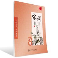 华夏万卷字帖 宋词三百首精选(行书)