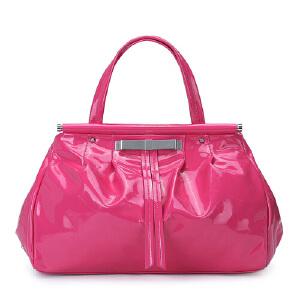 [当当自营]GERL&DEAR 漫步神秘园系列时尚手提包 梅红色 1202020303