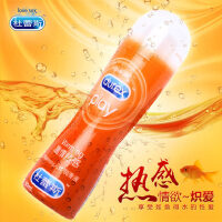 成人用品杜蕾斯润滑油 人体润滑剂(热感装)成人用品