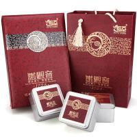 艺福堂乌龙茶叶 2012秋茶 安溪原产地 福建铁观音T058 250g 珍品茶缘(红)礼盒
