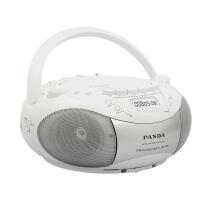 熊猫 CD-208 cd复读机 cd机 播放机 收录机 磁带机 收音机胎教机